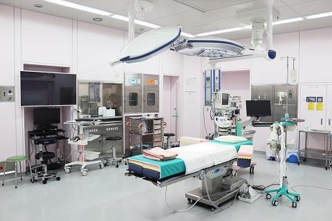 手術室 | 高知県庁ホームページ