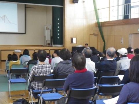 平成27年度土砂災害に関する防災学習会の開催状況を報告します。