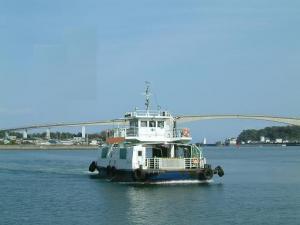 県営渡船   高知県庁ホームページ